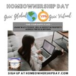 Homeownership Day info